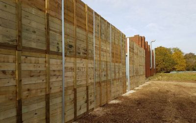Anglia Water Acoustic Fencing