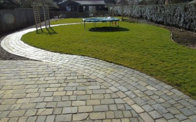 Front & Rear Garden Relandscaping