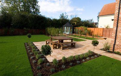 Back Garden Redesign