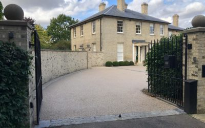 Resin Bound Gravel Driveway